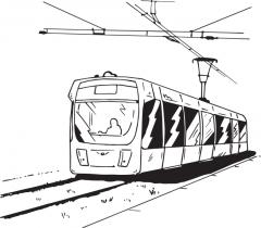 Капитальный ремонт трамвая