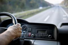 Водитель автовоза СЕ категорий (дальнобойщик)
