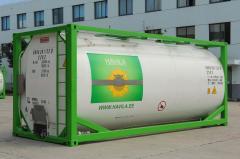 Перевозка наливных химических и пищевых грузов