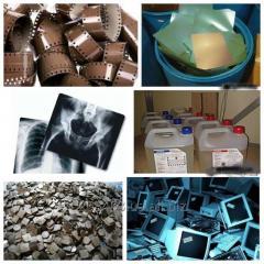 Покупаем  и утилизируем отходы с содержанием драгоценных металлов