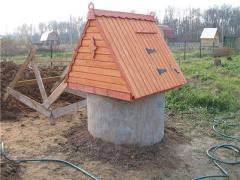 Строительство колодцев под ключ