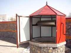 Колодец для канализации на даче
