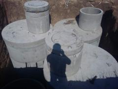 Копаем колодцы и канализации