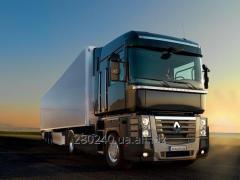 Ремонт и диагностика грузовика RENAULT