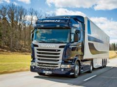 Ремонт и диагностика грузовика SCANIA