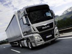 Ремонт и диагностика грузовиков MAN