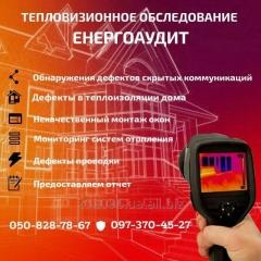 Services of heat audit