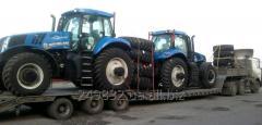 Услуги по перевозке негабаритных и крупногабаритных грузов