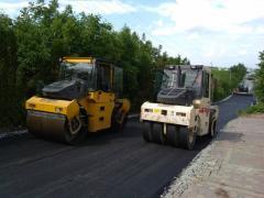 Аренда дорожного катка BOMAG для прокладки дорог 10 т