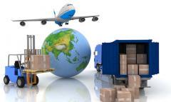 Оказание помощи в экспортно/импортных операциях с товарами