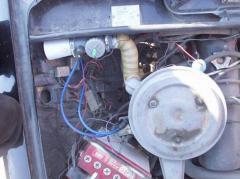 Автоактиватор горения ( преобразователь топлива ) для легковых автомобилей PARUS на ВАЗ-06, экономия 30%