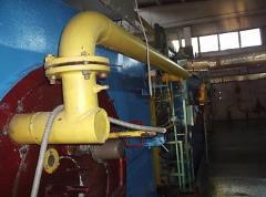 Комплект `ПАРУС`- 04,  `ОДН`- 04  с умягчителем воды и антинакипью типа `КВАРЦ` для теплотехнического оборудования, промышленных котлов, экономический эффект 15%