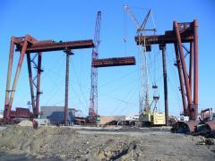Ремонт и модификация подъёмнотранспортного оборудования