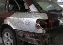 Качественный ремонт автомобиля, рихтовка, покраска, предпродажная подготовка.