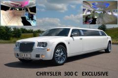 Лимузины Крайслер 300С - прокат
