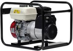 Бензиновый генератор 2 кВт в аренду
