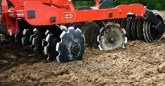 Services in tillage: plowing