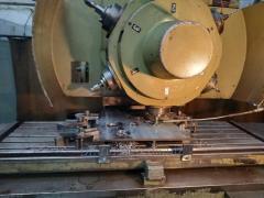 Выполним фрезерные работы на станке ЧПУ (размер рабочего стола - 1500х550)