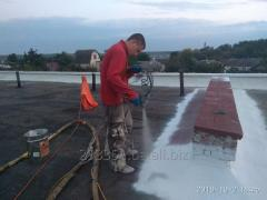 Гидроизоляция и утепление крыш