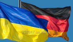 Dienstleistungen für Unternehmen. Lassen Sie uns eine verantwortungsvolle Lagerung von Waren in Deutschland anbieten.