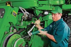 Ремонт і технічне обслуговування сільськогосподарської техніки