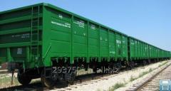 [Copy] Перевозки полувагонами и вагонами