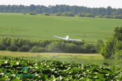 Самолет ФЕРМЕР - 2 одноместный для проведения авиационно-химических работ