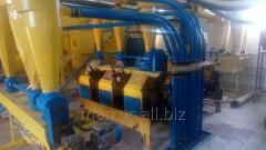 Selection and renovation of the mill equipment,