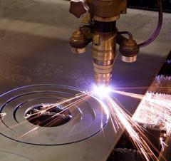 Порезка, рубка, обработка металла