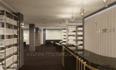 Diseño interior de lugares públicos - oficinas