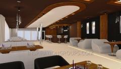 Дизайн интерьеров яхт внутреннего интерьера