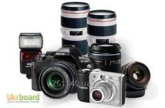 Выкупим зеркальный, цифровой фотоаппарат Canon,