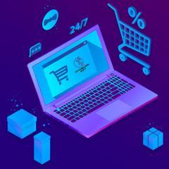 Автоматизация торговли для супермаркета
