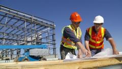 Строительство жилых и нежилых зданий и сооружений