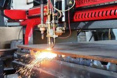 Різання газове листового металу