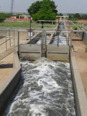 Endüstriyel atık suyun Arıtma
