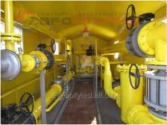 Распределение, доставка и учет газа