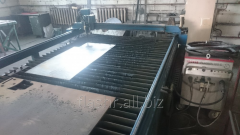Manufacture of metal structures