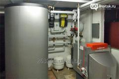 Монтаж отопления опалення водовідведення