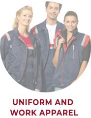 UNIFORM AND WORK APPAREL SEWING