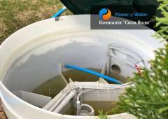 Идеальная автономная канализация  за 2 дня
