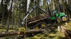 Аренда лесовоза манипулятора, перевозка леса