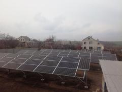 Солнечные электростанции (
