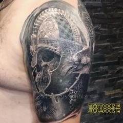 Перекрытие неудачных тату