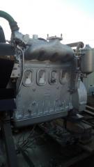 Техническое обслуживание двигателя ЯАЗ-204