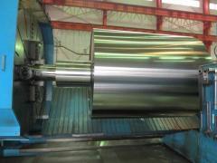 Изготовление крупногабаритных валов и штоков