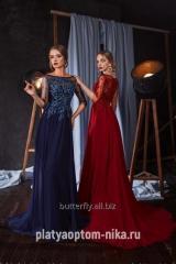 Пошив вечерних платьев
