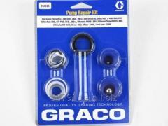 Оригинальные запчасти и комплектующие к окрасочныхм агрегатам Graco