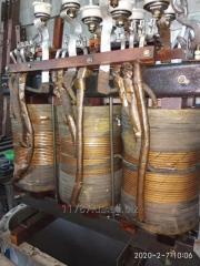 Ремонт, сервисное обслуживание трансформаторов(подстанций) для прогрева бетона