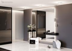 Проекти дизайну інтер'єру квартир та офісів.
